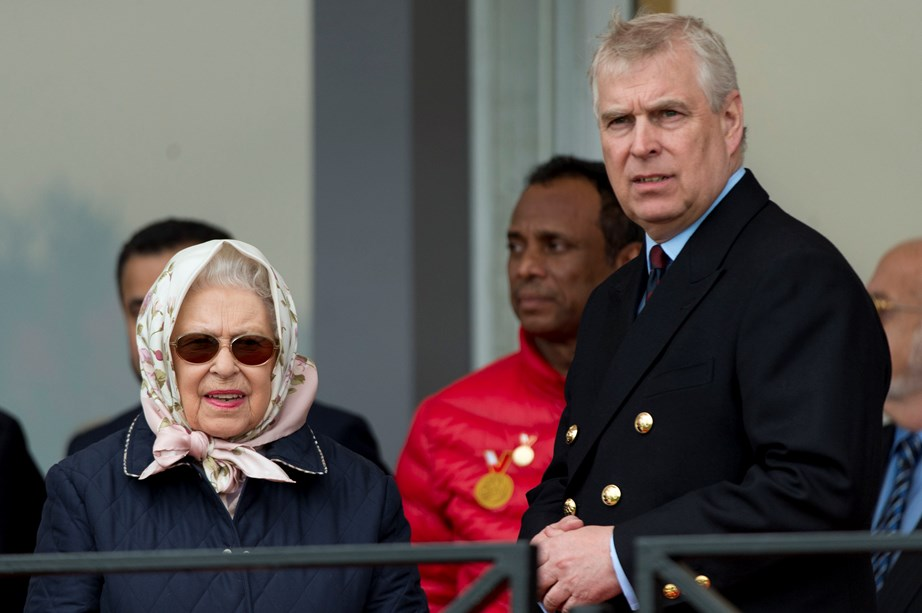 The Queen has given permission for her second son to step back from his public duties. *(Image: Getty)*