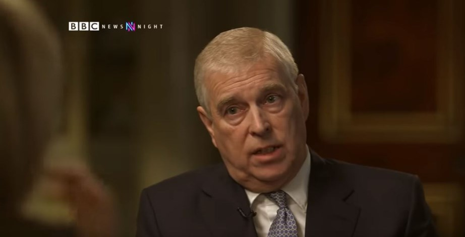 Prince Andrew's interview with *Newsnight* received an incredible amount of backlash. *(Image: BBC)*