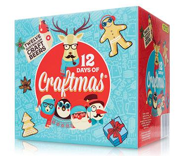 "**ALDI's 12 Days of Craftmas Calendar, $39.99 from select [ALDI](https://www.aldi.com.au/en/special-buys/special-buys-liquor/liquor-detail/ps/p/12-days-of-craftmas-pack-12-x-330ml/|target=""_blank""