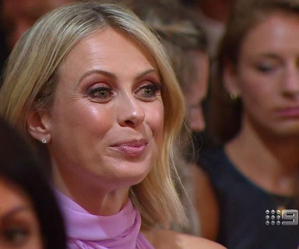 Are those tears we spy, Sylvia Jeffreys?
