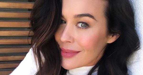 Megan Gale reveals her fashion must-haves | OK! Magazine
