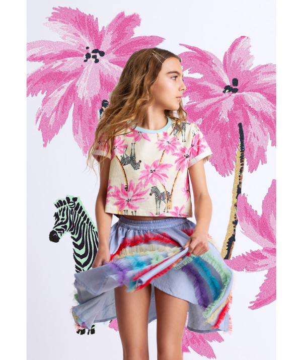 Paper Wings is all about colourful, whimsical and practical fashion for your little rockstar.