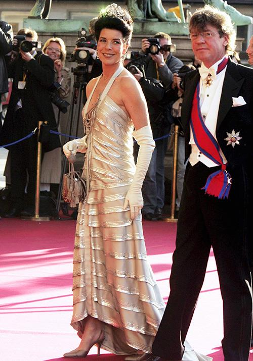 """For [Crown Princess Mary and Crown Prince Frederik's wedding in 2004](https://www.nowtolove.com.au/royals/international-royals/crown-princess-mary-crown-prince-frederik-love-story-33010