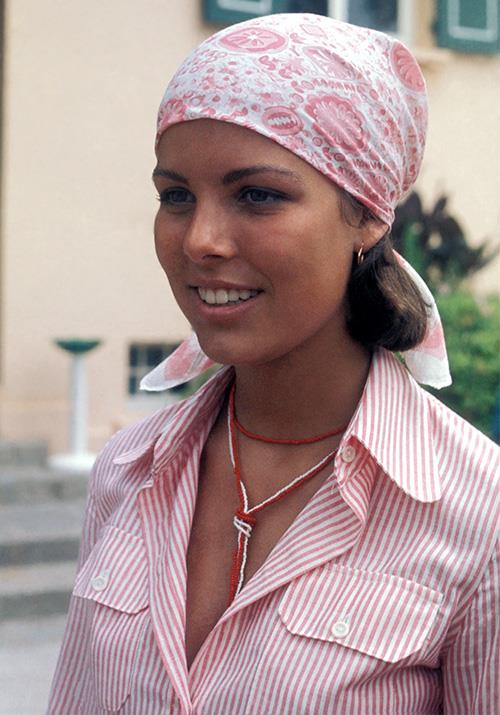 """The year was 1970, and Princess Caroline was about to see out a decade of [pure, undisputed style wins](https://www.nowtolove.com.au/fashion/fashion-trends/royals-fashion-55471