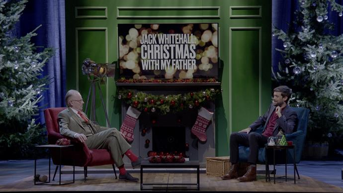 We can't wait for Jack Whitehall Christmas With My Father.