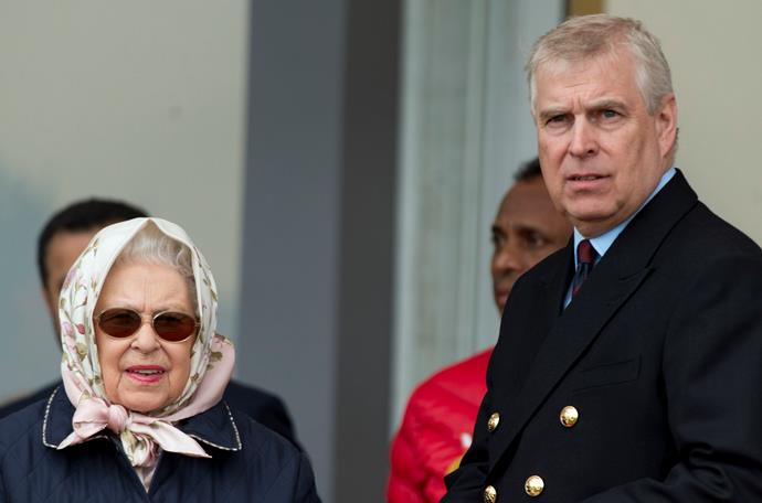 Prince Andrew has sent shock waves throughout the world as he steps back from his royal duties.