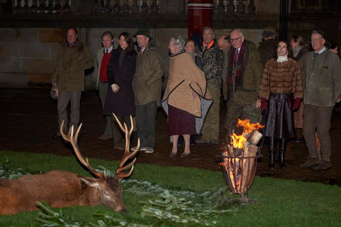 The Danish royals have been slammed for their latest hunting trip.