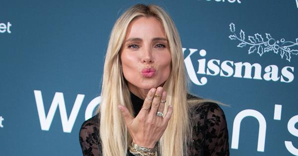 Elsa Pataky shows off her brand new hair extensions | OK! Magazine