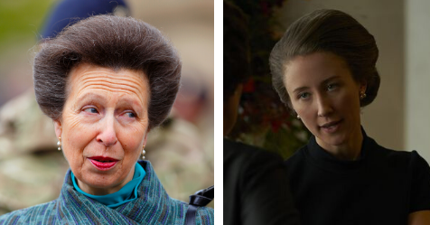 How Princess Anne gets her very high bouffant hair | Australian Women's Weekly