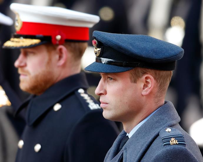 Prince Harry and Prince William's relationship has experienced its ups and downs over the past several years.