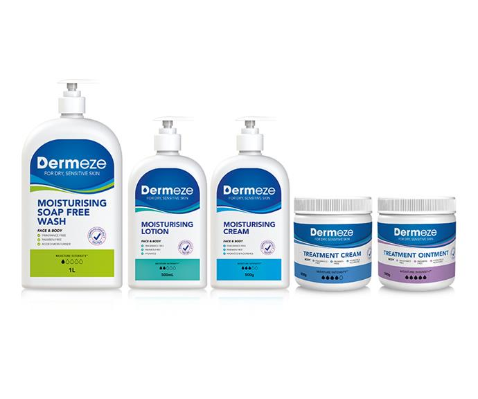"[Dermeze Moisturising Soap Free Wash](https://www.dermeze.com.au/dermeze-moisturising-soap-free-wash/|target=""_blank""