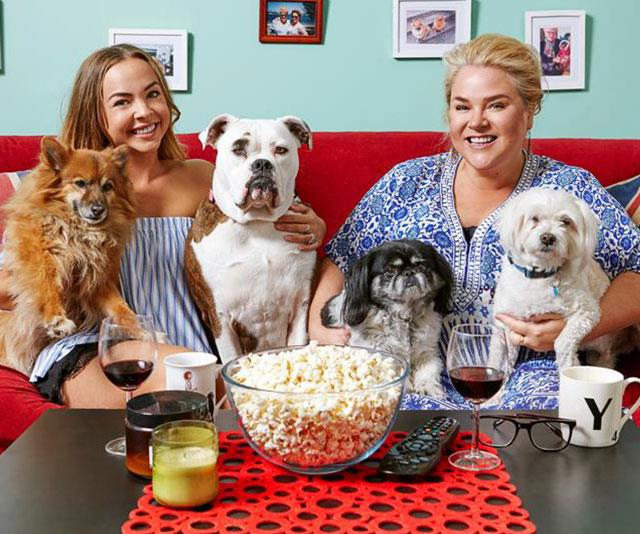 Angie Kent and Yvie Jones previously quit *Gogglebox*, with Angie going on to star as this year's Bachelorette.