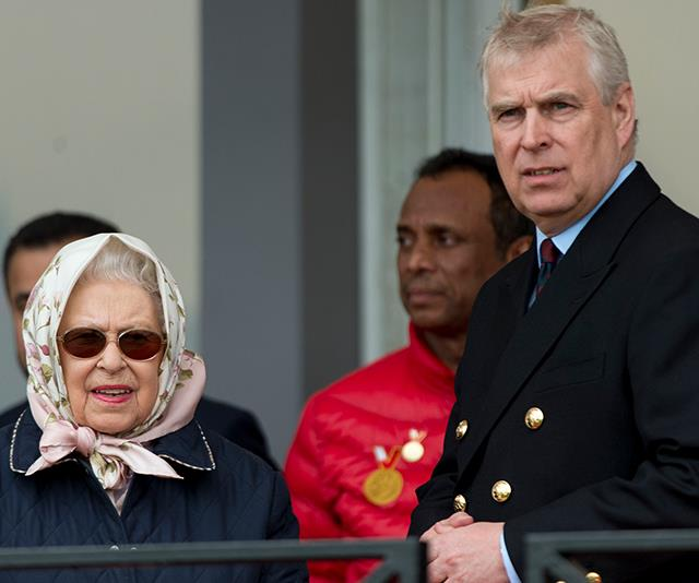 Prince Andrew has even stepped back from his royal duties in the wake of his shock BBC interview.