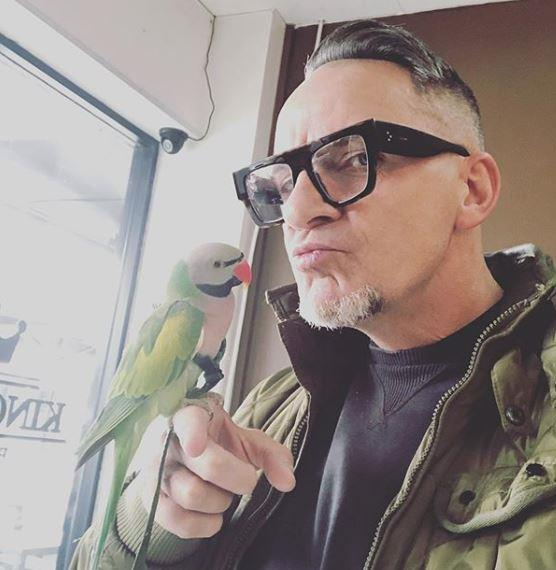 """**Steven Burley** <br><br> Steven owns a barbershop in Melbourne, Kingsman Barbers. Touted as the show's """"oldest participant"""" on this season, we hope to see him matched with a suitable gal."""