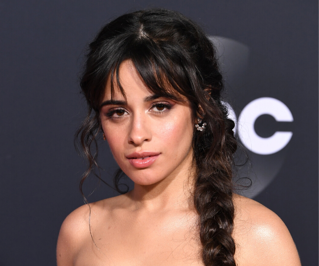 US pop star Camila Cabello admitted she stole a pencil from Kensington Palace last month.
