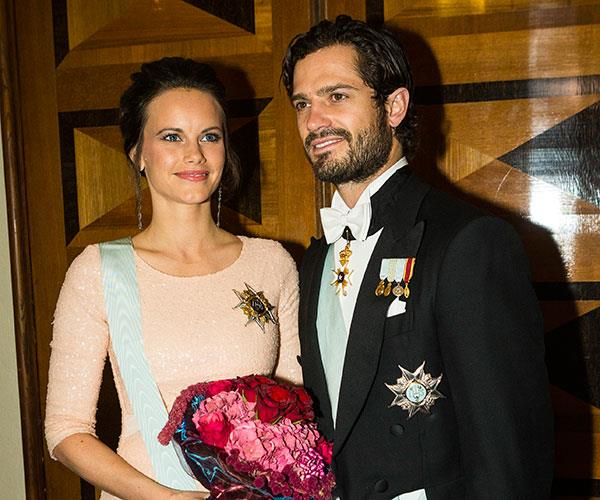**Reality TV to royalty**  <br><br> When we imagine a royal bride, beauty, elegance and etiquette come to mind.  <br><br> But Prince Carl Philip of Sweden broke all the rules when it came to choosing a suitable wife when he married Sofia Hellqvist.  <br><br> The former model posed topless with a boa constrictor for a men's magazine in 2004 and starred in *Paradise Hotel*, a reality TV show where scantily clad singles compete to stay at a luxury resort.