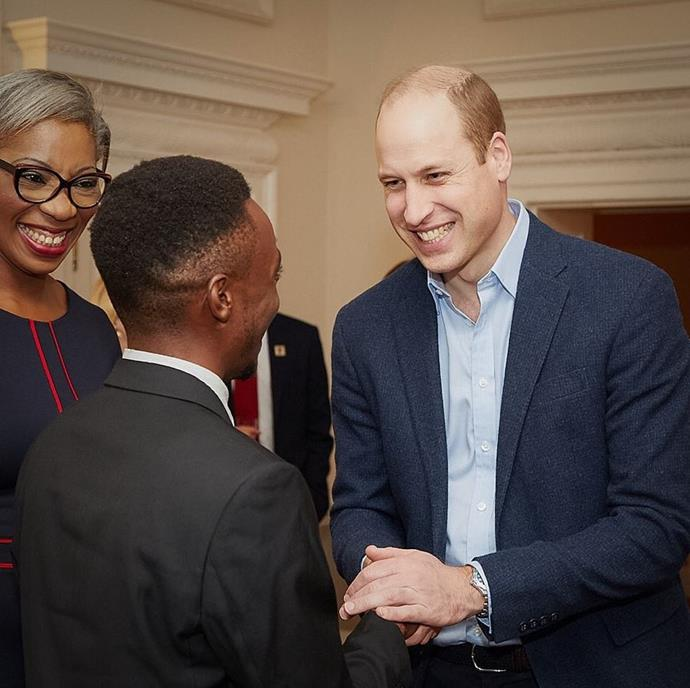 Prince William shared an anecdote about George and Charlotte at a recent engagement.