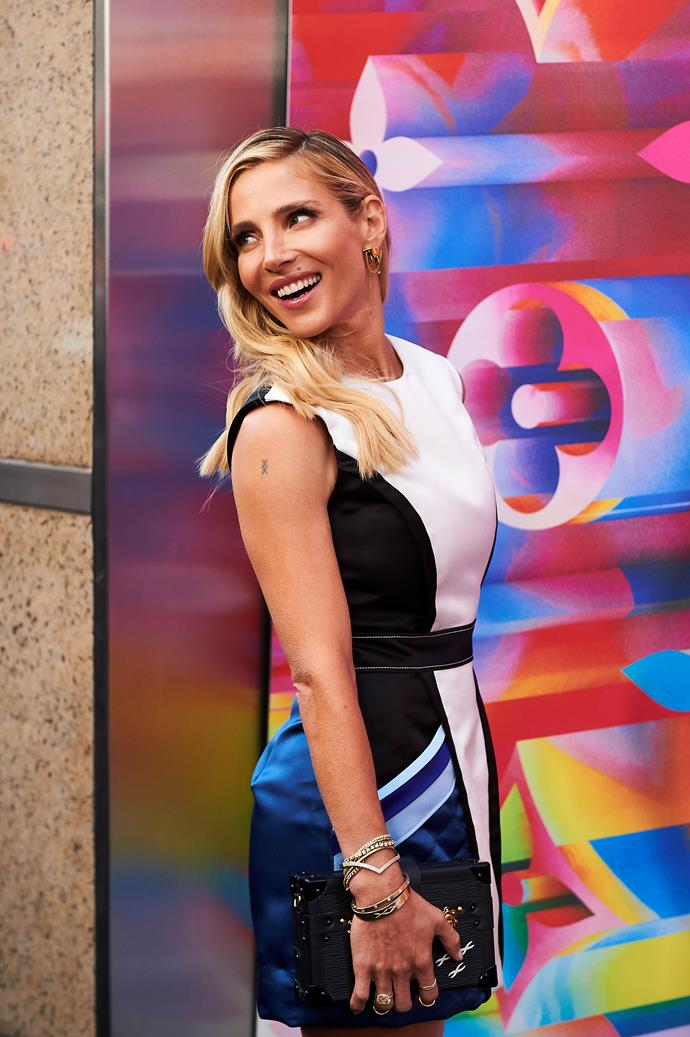 Elsa Pataky's Studio 54 party looked like a blast!