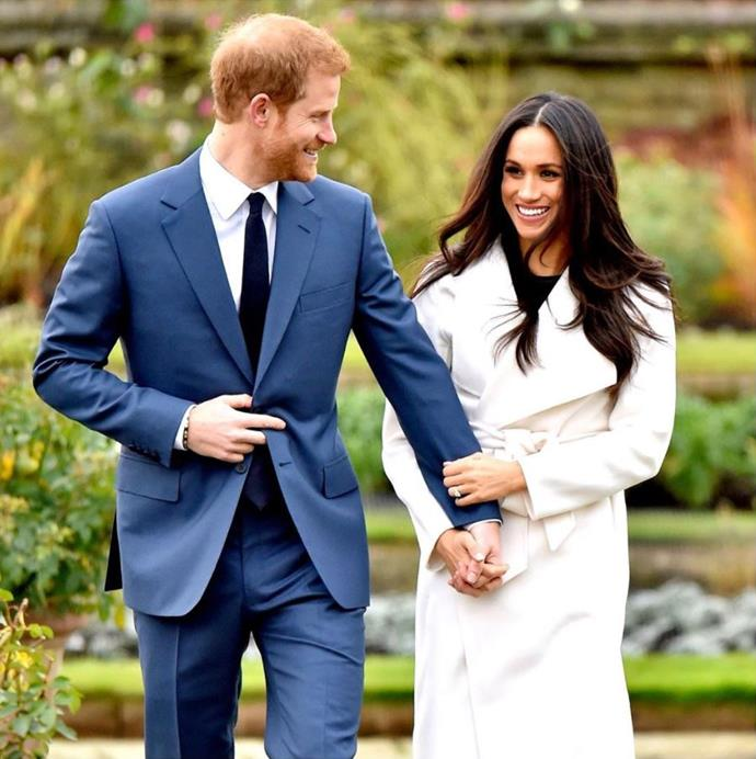 Can you believe it's been two years since the royal engagement was announced?