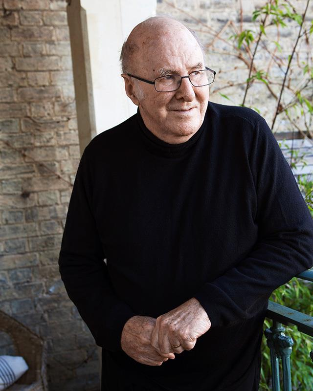 Clive James died in November 2019.