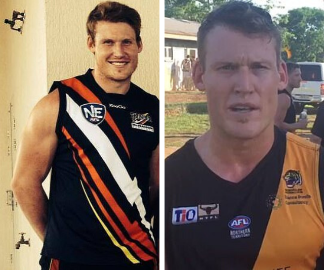 The former Woodville-West Torrens ruckman was fined $10,000 and served a three-match ban.