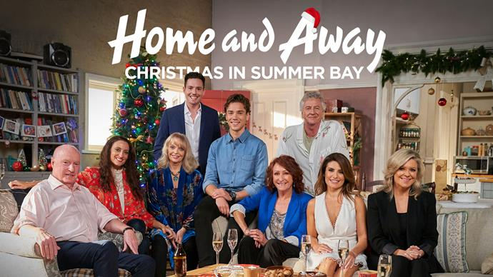 Home and Away continues in to December with a festive new series.