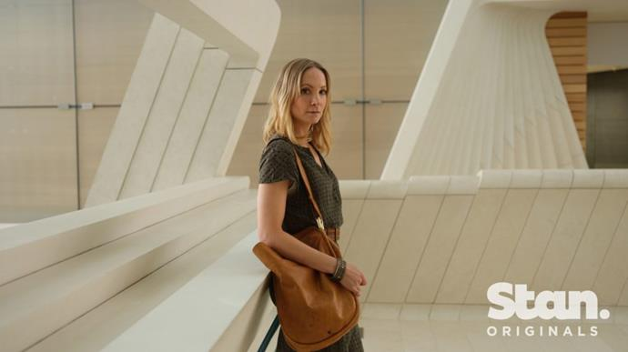 Joanne Froggatt stars in *The Commons*.