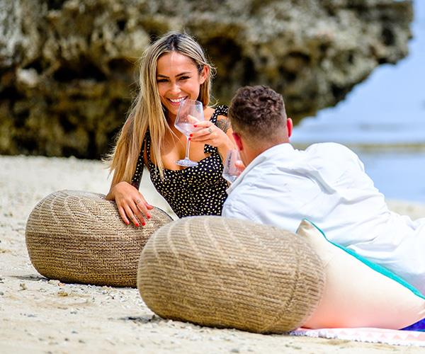 Cassie made a name for herself on this year's season of *Love Island*.