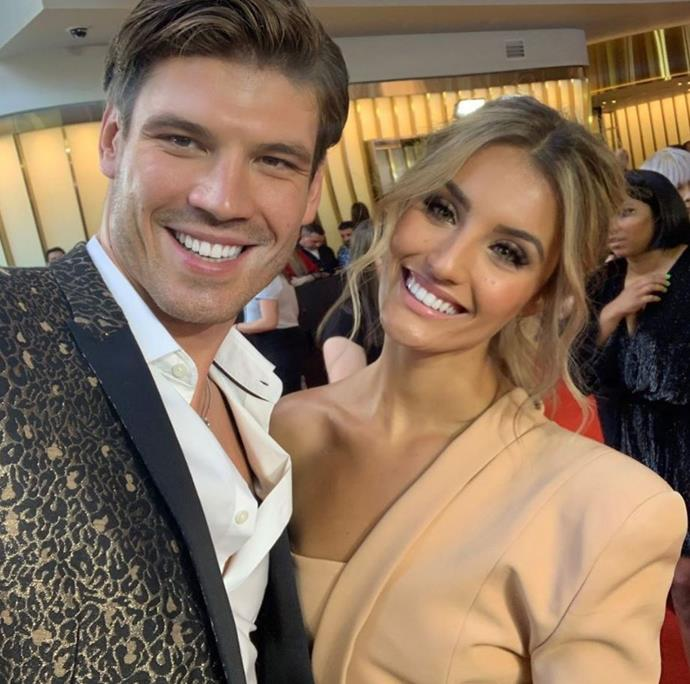 Cartier broke things off with Matthew just a day after they walked the red carpet at the 2019 ARIA Awards together.