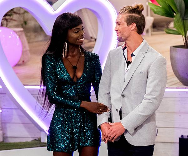 Cynthia and Aaron are officially over.