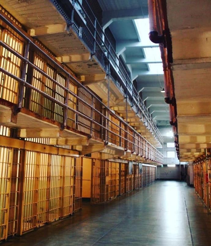 Step back in time to the days of Al Capone when you visit Alcatraz.
