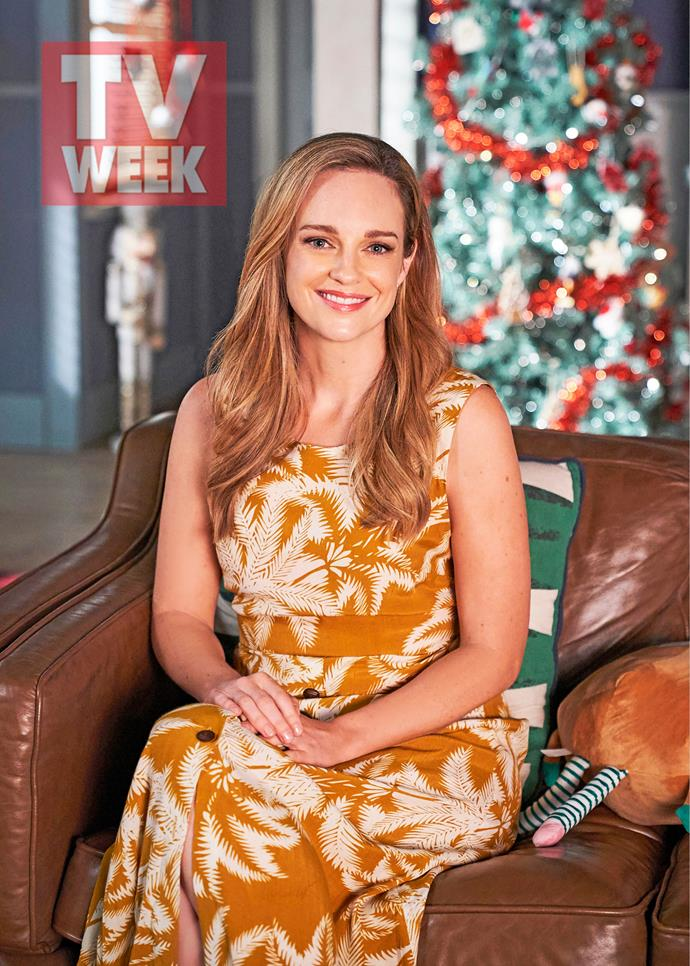 "Penny McNamee ""didn't feel ready"" to return to work."