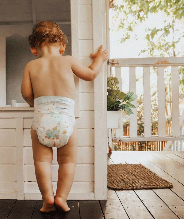 ALDI's MAMIA nappies have been redesigned and are now more absorbent and offer enhanced leakage protection.