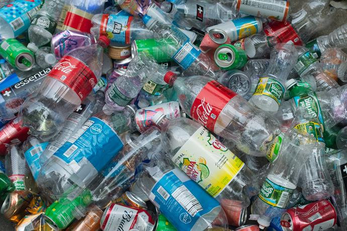 Donate your empty drink cans to Bottles for the Bush.