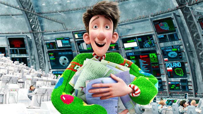 ***Arthur Christmas* (2011, Netflix)** <br><br> This animated film is perfect for the whole family! Santa's son Arthur (James McAvoy) learns that a little girl's Christmas gift has been misplaced, so he sets out on a mission to deliver the present before it is too late.