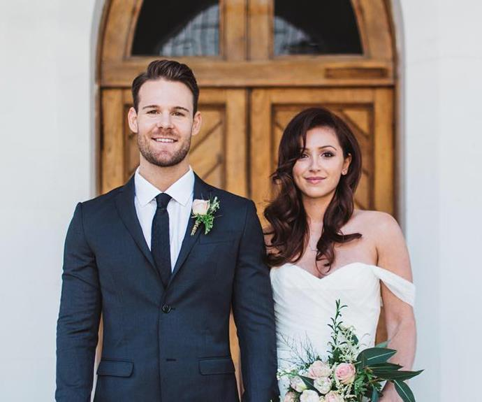Carlin married his wife Taran in 2016 and their divorce is not yet finalised.