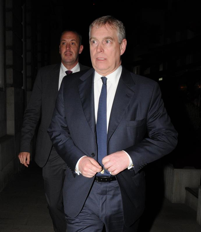 Prince Andrew expressed his regret in ever being involved with Epstein following Virginia's interview with the BBC.