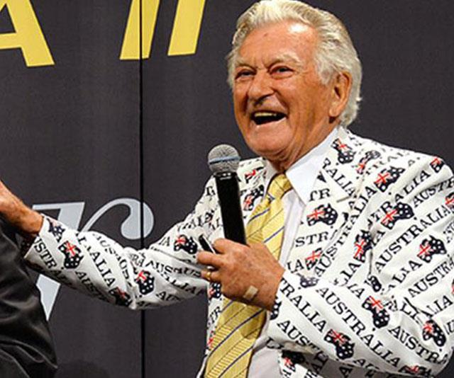 """**Bob Hawke** <br><br> In May, former prime minister, [Bob Hawke, died at the age of 89](https://www.nowtolove.com.au/news/local-news/bob-hawke-died-53463