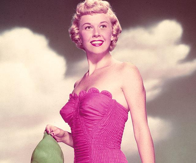 **Doris Day** <br><br> On May 13, the world lost Hollywood icon, Doris Day, who died from pneumonia aged 97. <br><br> In the 1950s and 60s, the blonde bombshell was one of the world's biggest movie stars, finding fame and fortune from her wholesome persona on the silver screen.   <br><br> Doris went on to become an animal rights advocate and the Doris Day Animal Foundation confirmed news of her death at her home in Carmel Valley, California