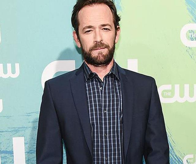 """**Luke Perry** <br><br> Iconic 90s heartthrob, [Luke Perry, tragically passed away in March](https://www.nowtolove.com.au/celebrity/celeb-news/luke-perry-dies-54457
