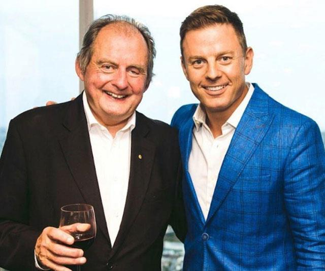 """**John Fordham** <br><br> Celebrity agent John Fordham lost his battle against cancer in November this year. <br><br> His son, Channel Nine personality and radio host [Ben Fordham, penned a touching tribute to his late father](https://www.nowtolove.com.au/celebrity/celeb-news/ben-fordham-dad-dies-60231