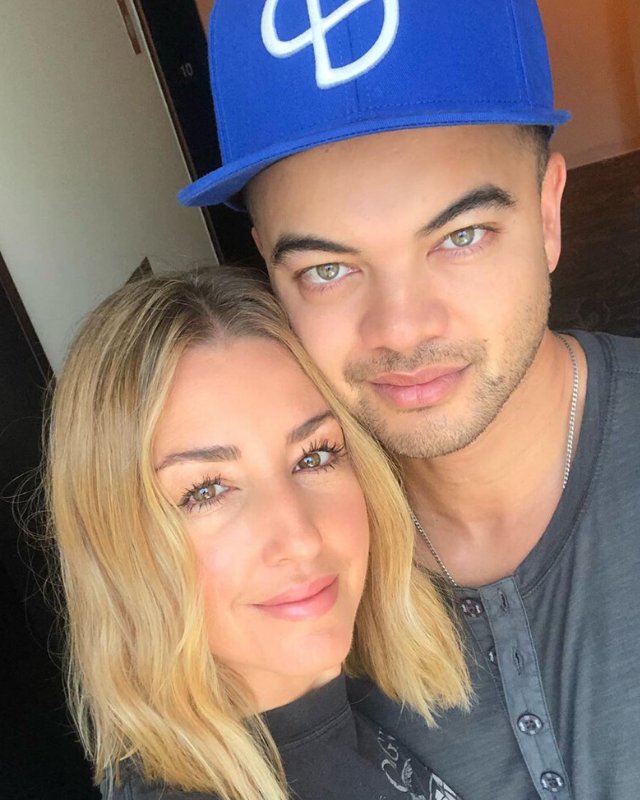 Jules and Guy Sebastian have both been affected by suicide.