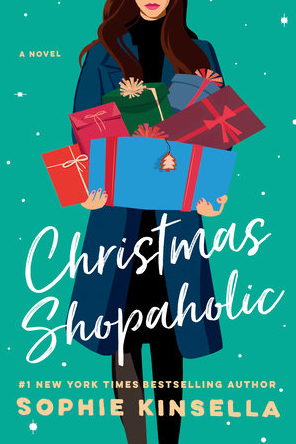 ***Christmas Shopaholic* by Sophie Kinsella** <br><br> Jump aboard with favourite heroine Becky Brandon as she embraces Christmas shopping with gusto and encounters family chaos in the process.