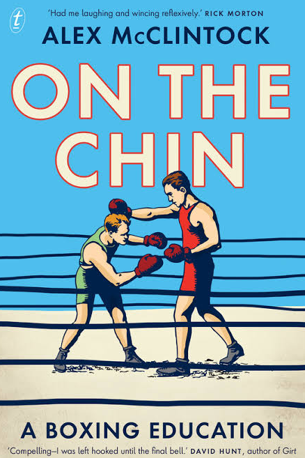 ***On The Chin* by Alex McClintock** <br><br> Even if you have no interest in boxing this book takes you by surprise. It's a sport that oozes passion and pain. For many a ticket out of poverty, for the promoters a potential goldmine, for the spectators a combination of primal gladiator and technician.  <br><br> Alex McClintock is a sports journalist and used his own progress through the amateur ranks to get under the skin of this controversial sport.