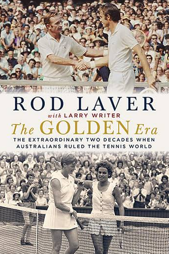 ***The Golden Era* by Rod Laver with Larry Writer** <br><br> From the 1950s to the 1970s, Australia was the world's tennis superpower and our king was Rod Laver, whose two singles Grand Slams – winning the Australian, French, Wimbledon and United States championships in a calendar year – have never been equalled.  <br><br> This is Rod's deeply personal account of those great years and includes interviews with Ken Rosewall, John Newcombe, Margaret Court and more.