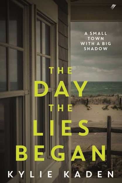 ***The Day The Lies Began* by Kylie Kaden**  <br><br> Lies compound in this domestic drama which picks up pace halfway through. Two couples bound by friendship are trapped in a web of deceit that begins on the day of the Moon Festival.
