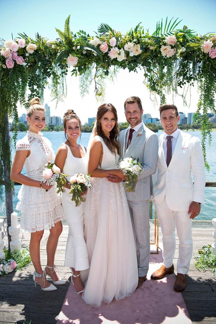 Chloe ruined her brother Mark's wedding. Is this karma?