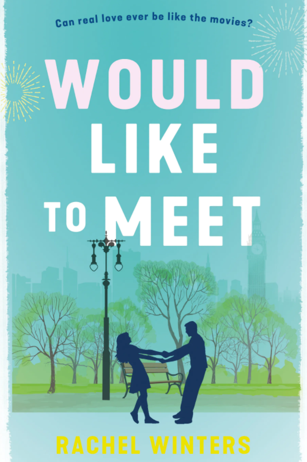 ***Would Like to Meet* by Rachel Winters** <br><br> Evie Summers is an assistant at a film agency and is tasked with persuading the company's biggest name – the arrogant Ezra Chester – to finish his rom-com script. If she can't, Evie needn't turn up for work anymore. But Ezra decides he won't get back to his script unless Evie proves falling in love as they do in the movies is possible in real life.  <br><br> So, Evie sets about trying to find love one rom-com plot at a time, from *When Harry Met Sally* to *Notting Hil*l. Smart and laugh-out-loud funny.