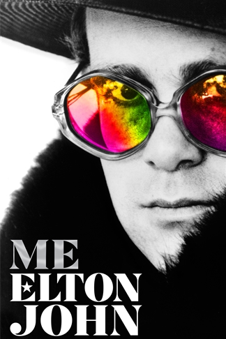 ***Me Elton John,* by Elton John** <br><br> In his first and only official autobiography, music icon Sir Elton John reveals the truth about his crazy life, which is also the subject of the hit movie *Rocketman*. This really is Elton uncut, the story of a shy boy who spun out of control as a superstar.