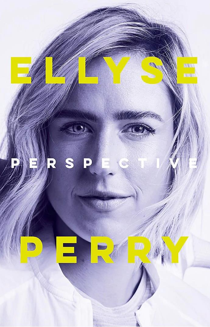 "***Perspective* by Ellyse Perry, $24 at [Target](https://www.target.com.au/p/perspective-ellyse-perry/63198928|target=""_blank""